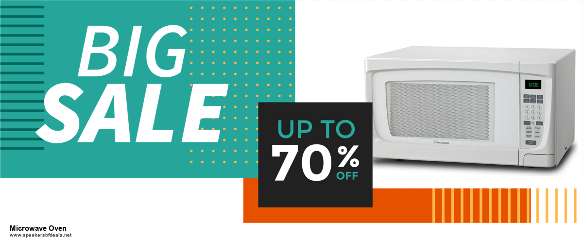 5 Best Microwave Oven Black Friday 2020 and Cyber Monday Deals & Sales
