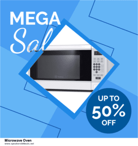 5 Best Microwave Oven After Christmas Deals & Sales