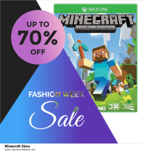 List of 6 Minecraft Xbox After Christmas DealsDeals [Extra 50% Discount]
