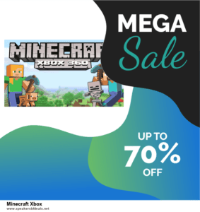 List of 6 Minecraft Xbox Black Friday 2020 and Cyber MondayDeals [Extra 50% Discount]
