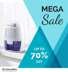 9 Best Mini Dehumidifiers After Christmas Deals Sales