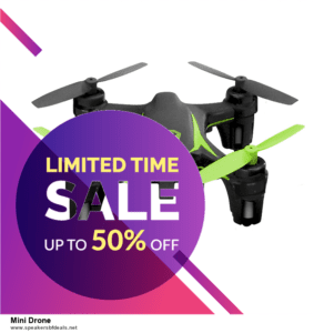 13 Best After Christmas Deals 2020 Mini Drone Deals [Up to 50% OFF]
