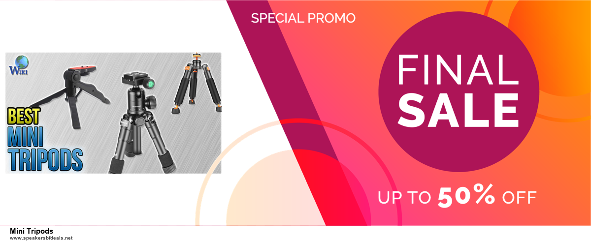 13 Exclusive Black Friday and Cyber Monday Mini Tripods Deals 2020