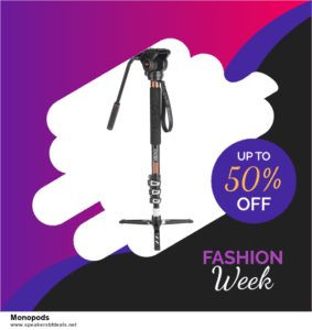 7 Best Monopods After Christmas Deals [Up to 30% Discount]