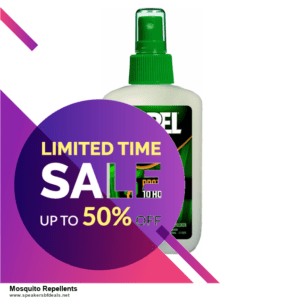 List of 6 Mosquito Repellents After Christmas DealsDeals [Extra 50% Discount]