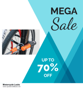 Top 5 After Christmas Deals Motorcycle Locks Deals [Grab Now]