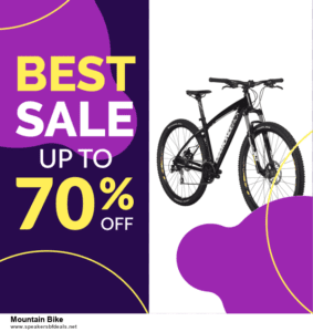 Top 11 Black Friday and Cyber Monday Mountain Bike 2020 Deals Massive Discount