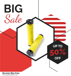 9 Best Black Friday and Cyber Monday Mountain Bike Grips Deals 2020 [Up to 40% OFF]