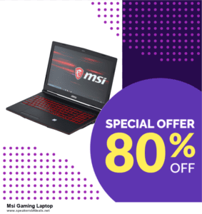 9 Best Black Friday and Cyber Monday Msi Gaming Laptop Deals 2020 [Up to 40% OFF]