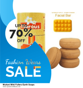 13 Best After Christmas Deals 2020 Multani Mitti Fullers Earth Soaps Deals [Up to 50% OFF]