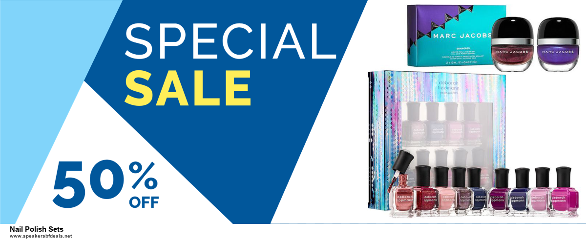 List of 10 Best Black Friday and Cyber Monday Nail Polish Sets Deals 2020