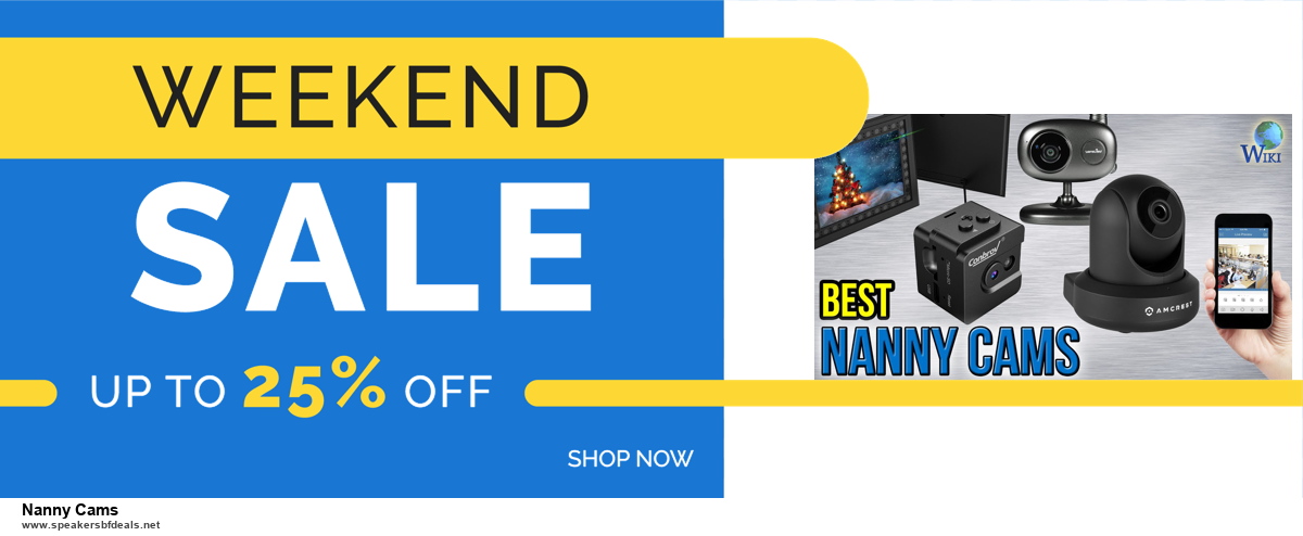 Top 11 Black Friday and Cyber Monday Nanny Cams 2020 Deals Massive Discount