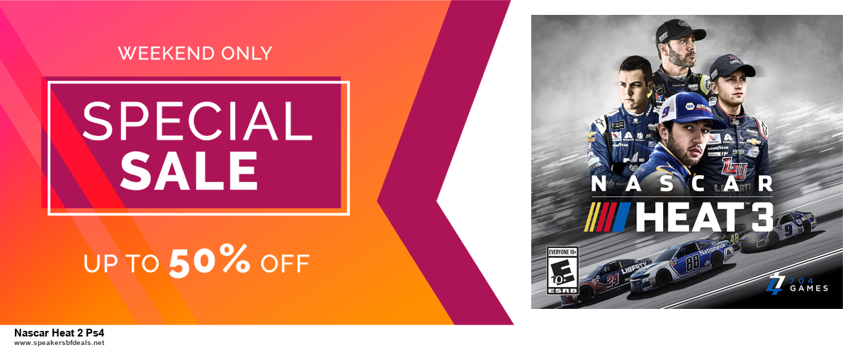 13 Best Black Friday and Cyber Monday 2020 Nascar Heat 2 Ps4 Deals [Up to 50% OFF]