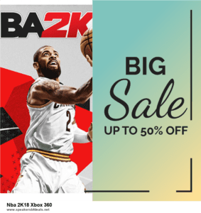 Top 11 Black Friday and Cyber Monday Nba 2K18 Xbox 360 2020 Deals Massive Discount