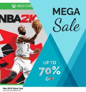 5 Best Nba 2K18 Xbox One Black Friday 2020 and Cyber Monday Deals & Sales