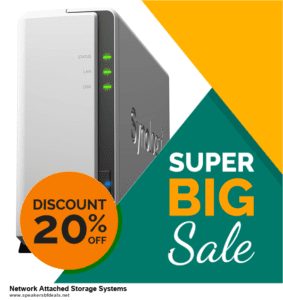 Top 10 Network Attached Storage Systems After Christmas Deals