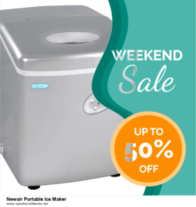 5 Best Newair Portable Ice Maker Black Friday 2020 and Cyber Monday Deals & Sales