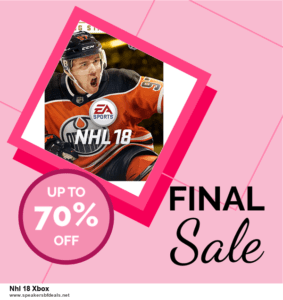 Top 5 After Christmas Deals Nhl 18 Xbox Deals [Grab Now]