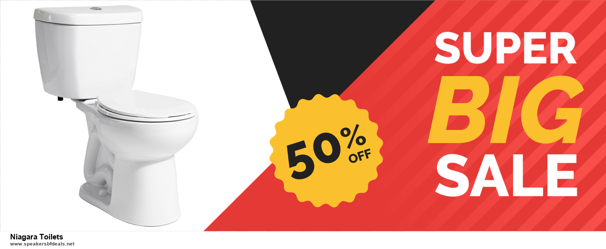 13 Exclusive Black Friday and Cyber Monday Niagara Toilets Deals 2020
