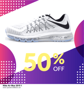 6 Best Nike Air Max 2015 1 After Christmas Deals | Huge Discount