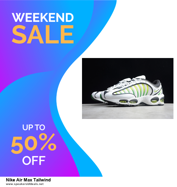 List of 6 Nike Air Max Tailwind Black Friday 2020 and Cyber MondayDeals [Extra 50% Discount]