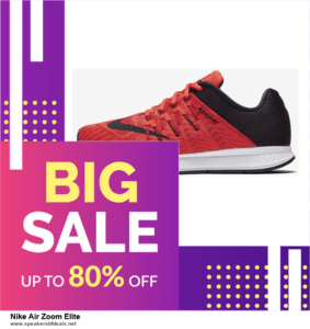 List of 6 Nike Air Zoom Elite After Christmas DealsDeals [Extra 50% Discount]