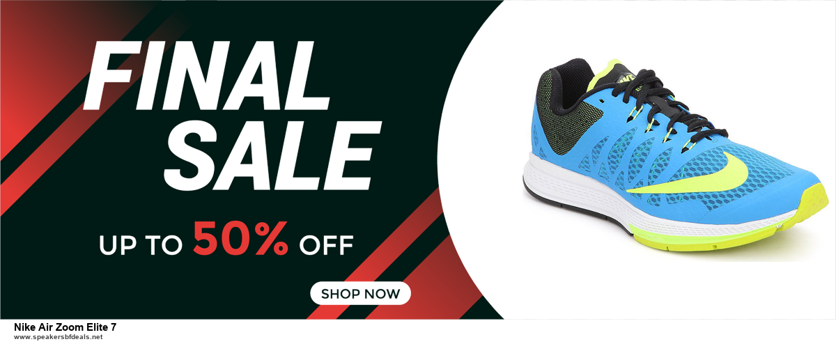 Top 11 Black Friday and Cyber Monday Nike Air Zoom Elite 7 2020 Deals Massive Discount