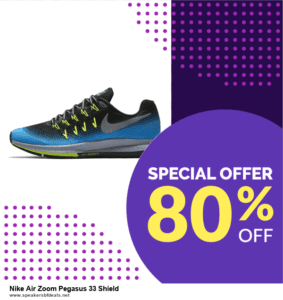 10 Best After Christmas Deals  Nike Air Zoom Pegasus 33 Shield Deals | 40% OFF