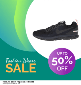 List of 6 Nike Air Zoom Pegasus 34 Shield After Christmas DealsDeals [Extra 50% Discount]
