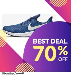 List of 10 Best Black Friday and Cyber Monday Nike Air Zoom Pegasus 35 Deals 2020
