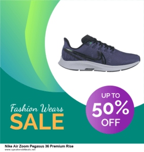 Top 5 Black Friday and Cyber Monday Nike Air Zoom Pegasus 36 Premium Rise Deals 2020 Buy Now