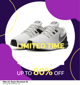 Top 5 Black Friday and Cyber Monday Nike Air Zoom Structure 22 Deals 2020 Buy Now