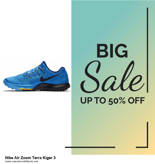 13 Best Black Friday and Cyber Monday 2020 Nike Air Zoom Terra Kiger 3 Deals [Up to 50% OFF]