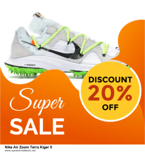 13 Exclusive Black Friday and Cyber Monday Nike Air Zoom Terra Kiger 5 Deals 2020