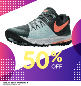 10 Best Black Friday 2020 and Cyber Monday  Nike Air Zoom Wildhorse 4 Deals | 40% OFF