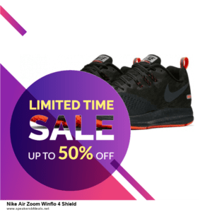 Top 11 Black Friday and Cyber Monday Nike Air Zoom Winflo 4 Shield 2020 Deals Massive Discount