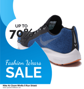 Top 5 After Christmas Deals Nike Air Zoom Winflo 5 Run Shield Deals 2020 Buy Now