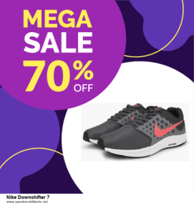 5 Best Nike Downshifter 7 Black Friday 2020 and Cyber Monday Deals & Sales
