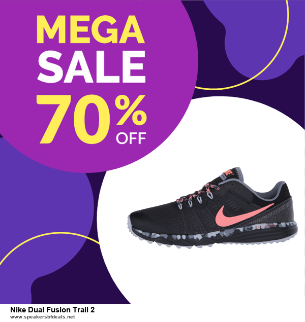 10 Best Black Friday 2020 and Cyber Monday Nike Dual Fusion Trail 2 Deals | 40% OFF