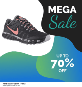 10 Best After Christmas Deals  Nike Dual Fusion Trail 2 Deals | 40% OFF