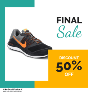 Top 10 Nike Dual Fusion X Black Friday 2020 and Cyber Monday Deals