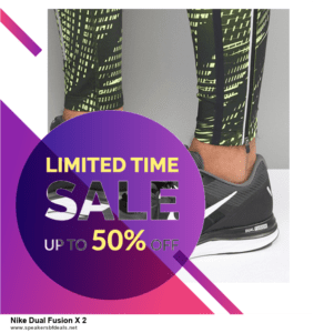 Top 5 Black Friday 2020 and Cyber Monday Nike Dual Fusion X 2 Deals [Grab Now]