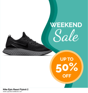Top 5 Black Friday and Cyber Monday Nike Epic React Flyknit 2 Deals 2020 Buy Now