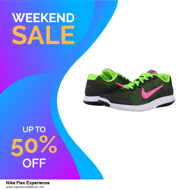 List of 6 Nike Flex Experience Black Friday 2020 and Cyber MondayDeals [Extra 50% Discount]