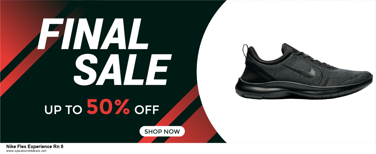List of 6 Nike Flex Experience Rn 8 Black Friday 2020 and Cyber MondayDeals [Extra 50% Discount]