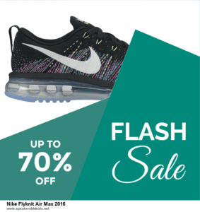 Top 5 Black Friday 2020 and Cyber Monday Nike Flyknit Air Max 2016 Deals [Grab Now]