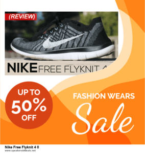 5 Best Nike Free Flyknit 4 0 Black Friday 2020 and Cyber Monday Deals & Sales