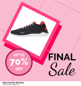 7 Best Nike Free Rn 2018 Dna After Christmas Deals [Up to 30% Discount]