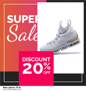 10 Best Nike Lebron 15 Xv Black Friday 2020 and Cyber Monday Deals Discount Coupons