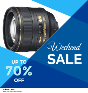 5 Best Nikon Lens After Christmas Deals & Sales